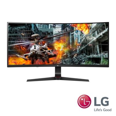 [無卡分期12期]LG 34GL750-B  34吋(21:9 ) 曲面 IPS液晶顯示器