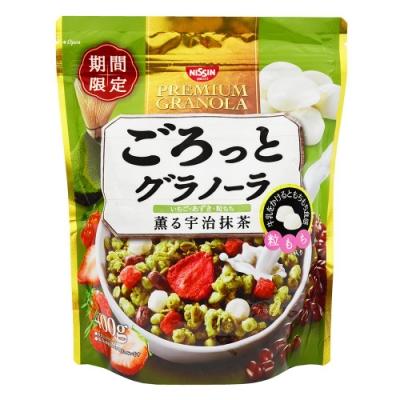 日清  宇治抹茶早餐麥片(400g)