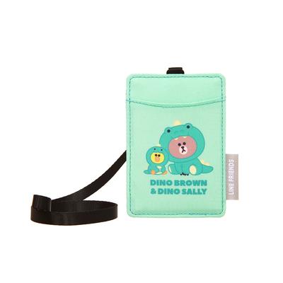 【OUTDOOR】LINE聯名款-叢林熊大票卡證件套-綠色 ODBF20E11GR