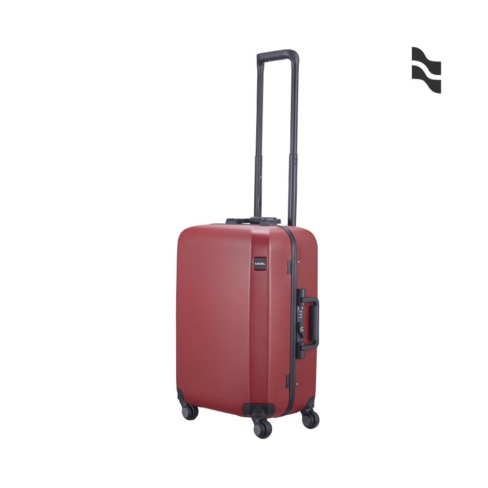 LOJEL RANDO 22吋 框架拉桿箱 行李箱 旅行箱 紅色 @ Y!購物