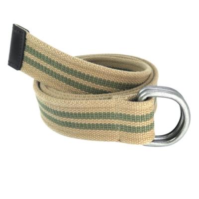 CH-BELT純棉織帶休閒運動皮帶腰帶