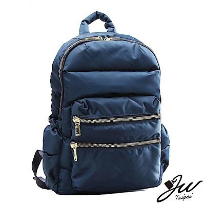 JW 韓國原單空氣感雙肩後背包 共二色