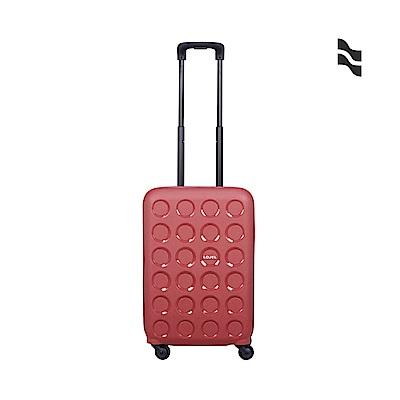 LOJEL VITA 22吋 登機箱 瑪薩拉紅 PP材質
