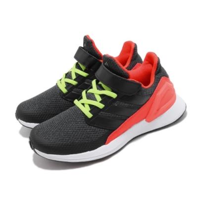 adidas 慢跑鞋 RapidaRun Wide 童鞋