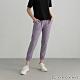 GIORDANO 女裝3M內抽繩束口褲 - 87 灰紫 product thumbnail 1