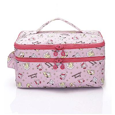 VOVAROVA空氣包-巧好用雙層收納包-Sanrio 甜蜜時光
