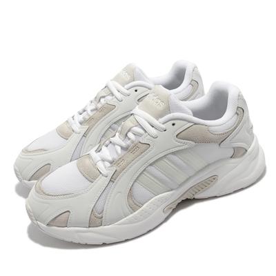adidas Crazy Chaos Shadow 2 男鞋 愛迪達 慢跑鞋 環保材質 運動休閒 白 灰 GZ5432