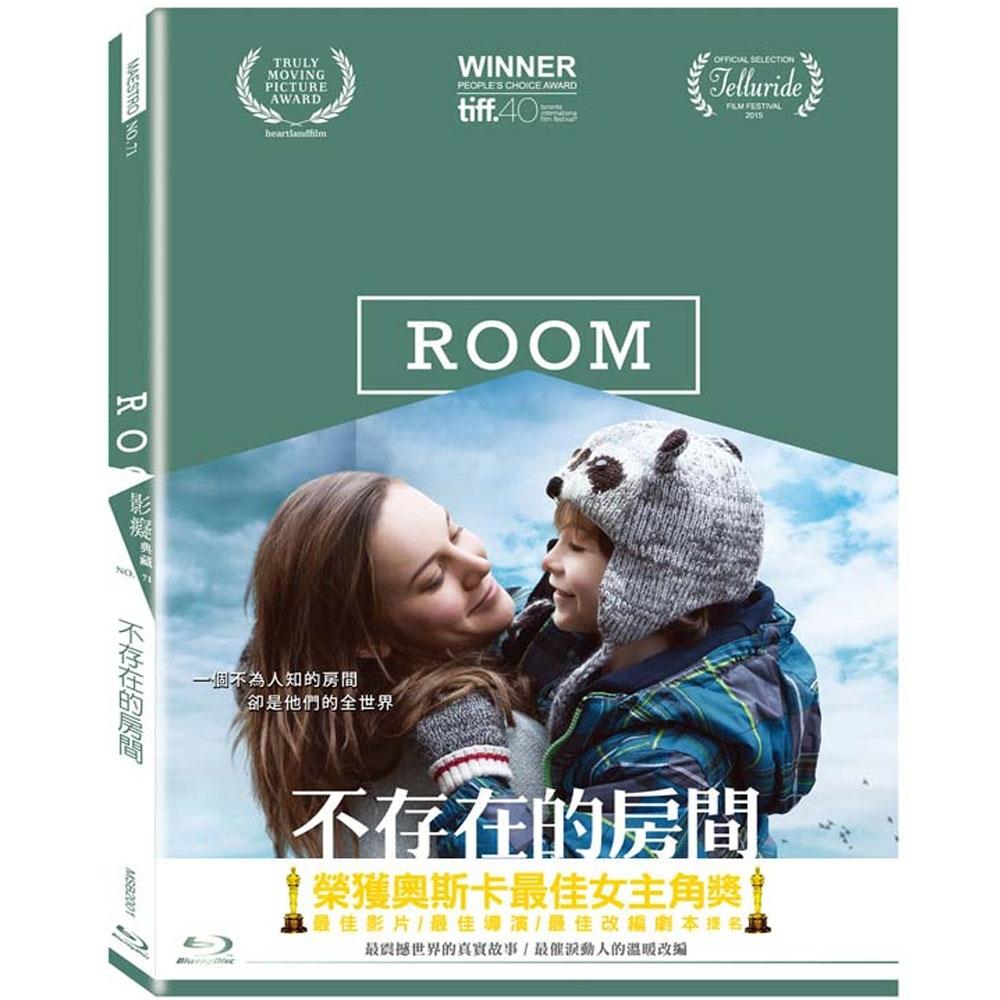 不存在的房間 ROOM   藍光 BD