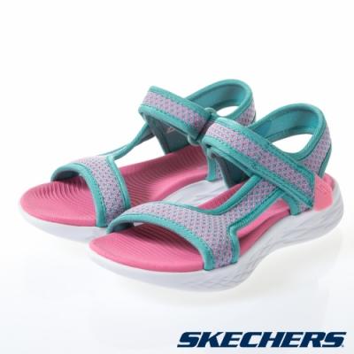 SKECHERS 女童系列 ON THE GO 600-86982LAQPK
