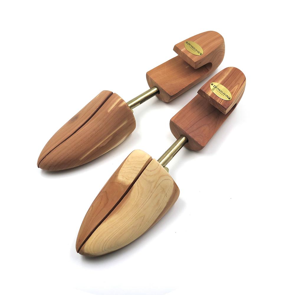 糊塗鞋匠 優質鞋材 A67 DASCO 666香柏除臭伸縮鞋撐 1雙