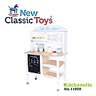 荷蘭New Classic Toys 經典咖啡吧木製廚房玩具 - 11070