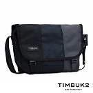 Timbuk2 Classic Messenger 11 吋經典平板郵差包 -灰藍黑拼色