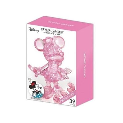 日本 Hanayama 迪士尼 3D水晶拼圖-米妮