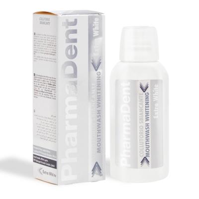 義大利原裝 PharmaDent 法爾登 潔淨修復美白 漱口水