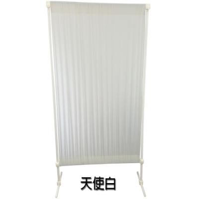 巴塞隆納-隔間王AI70伸縮屏風架(高度可調整寬度可伸縮)