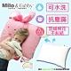 Milo&Gabby 動物好朋友-超細纖維防蹣大枕心+枕套組(LOLA芭蕾舞兔兔) product thumbnail 1