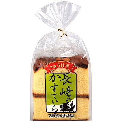 Maruto 長崎蜂蜜蛋糕(260g)