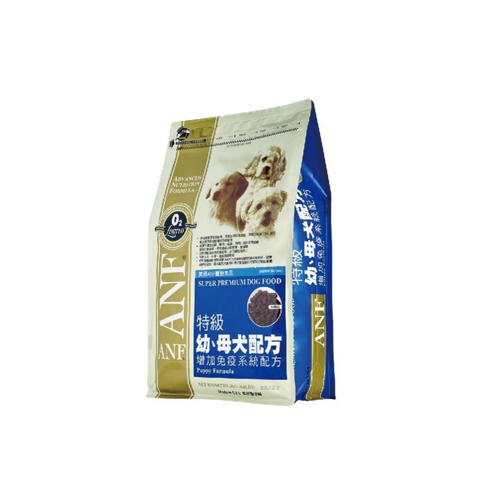 【ANF 愛恩富】特級幼母犬 3kg(滿足幼犬及懷孕犬營養需求)