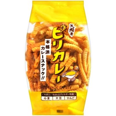 天狗製果 天狗香辣咖哩風味脆條(85g)