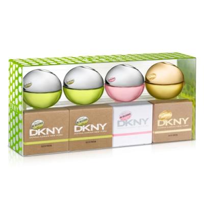DKNY 蘋果小香4入禮盒組