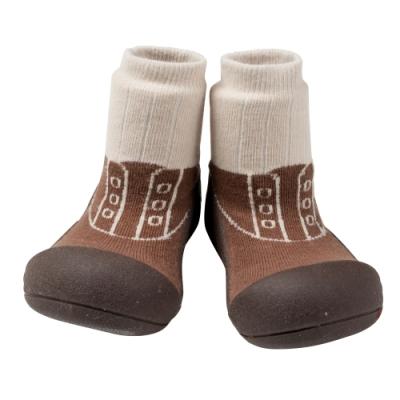韓國Attipas 快樂學步鞋A19PLB-皇家學院褐