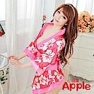 APPLE 日式櫻花妹和服角色扮演 AQ116