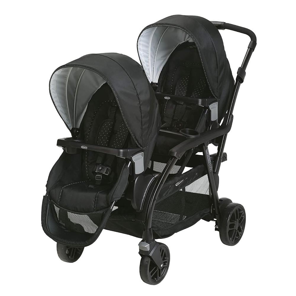 【Graco】Modes Duo 雙人前後座嬰兒手推車 城市雙人行