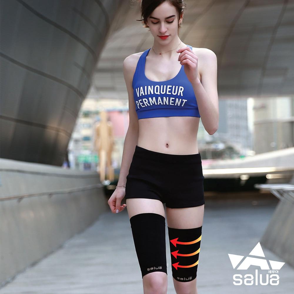 『三件組』韓國 salua 專利鍺元素大腿塑套 韓國原裝進口