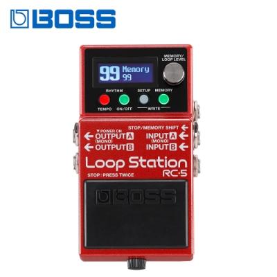 BOSS RC-5 循環 LOOP 效果器