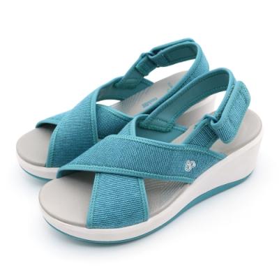 CLOUDSTEPPERS Step Cali Cove 女涼鞋 水藍