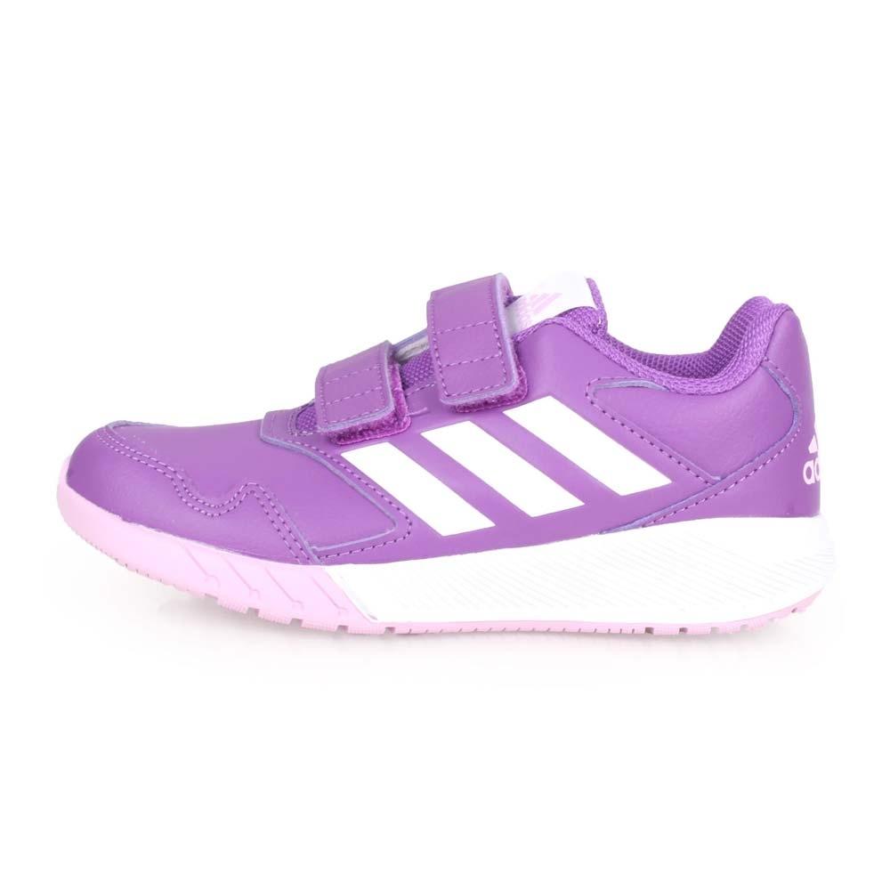 ADIDAS ALTARUN CF K 女兒童慢跑鞋- 紫白