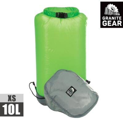 Granite Gear 166230 30D eVent Sil Compression DrySack 輕量壓縮防水收納袋(10L) / 綠色