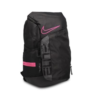 Nike 後背包 Elite Pro BackPack 男款 運動休閒 大容量 氣墊背帶 菁英 乳癌 黑 粉 BA6164011