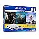 PlayStation 4 MEGA PACK 同捆組 1 (白) product thumbnail 1