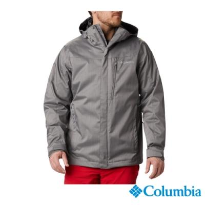 Columbia 哥倫比亞  男女款 - Omni-TECH 防水透氣鋁點保暖兩件式外套-7色 活動款