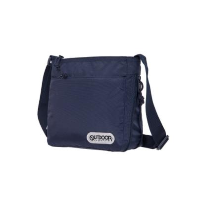 【OUTDOOR】側背包-深藍色 OD101120NY