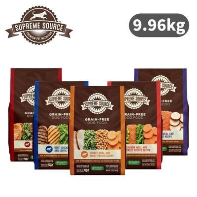 SUPREME SOURCE紐健士-無穀天然犬糧系列 22lb/9.96kg