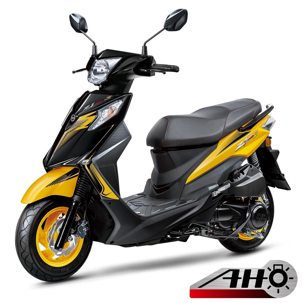 (無卡分期-18期)SYM三陽機車Z1 ATTILA S 125  碟煞(2019)