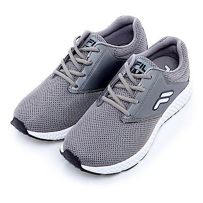 FILA 男訓練鞋-灰 1-X308S-411