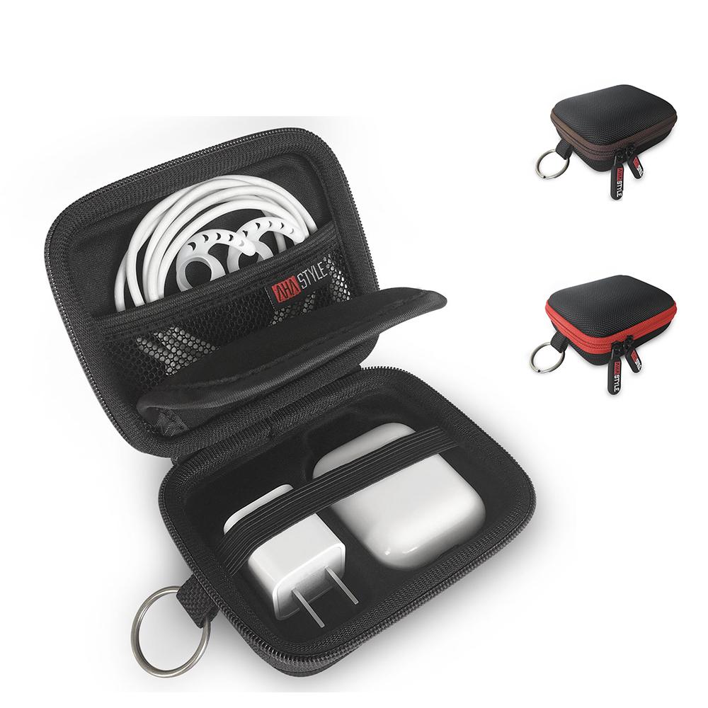 AHAStyle 三合一 AirPods&充電組 EVA 旅行收納包