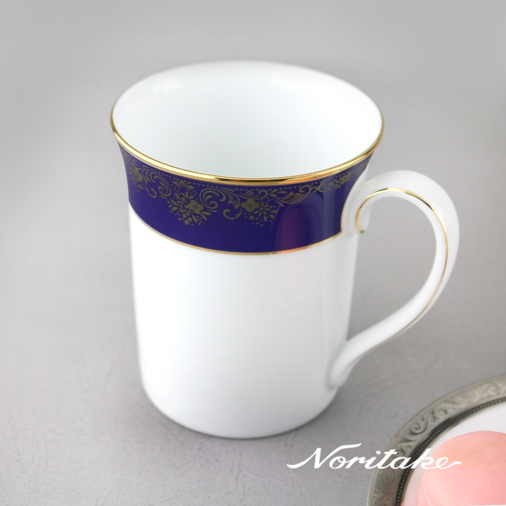 Noritake 藍色樂章馬克杯