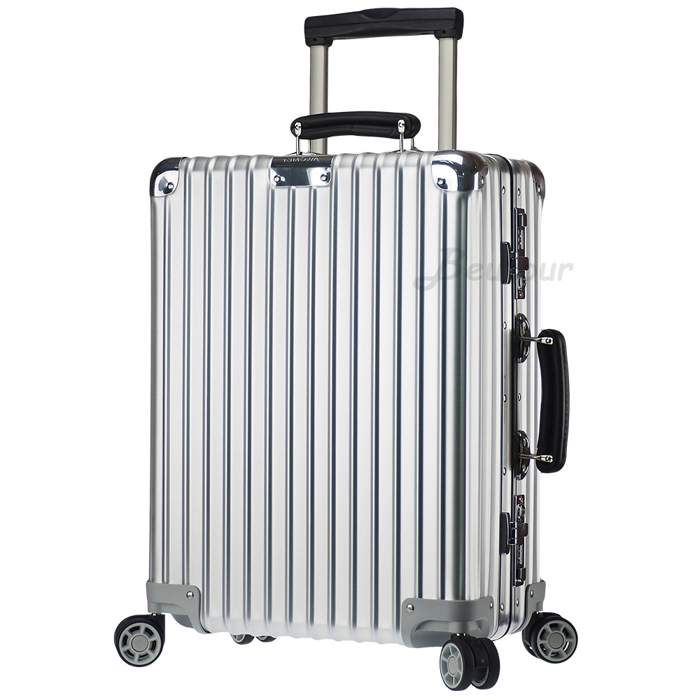 Rimowa Classic Cabin S 20吋登機箱 (銀色)
