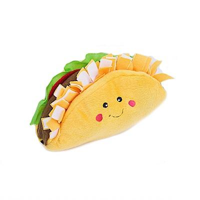 ZippyPaws美味啾關係-墨西哥捲餅  有聲玩具