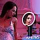 (送束髮帶)AMIRO O 系列高清日光化妝鏡(小黑鏡/無線版) - 深空灰 product thumbnail 1