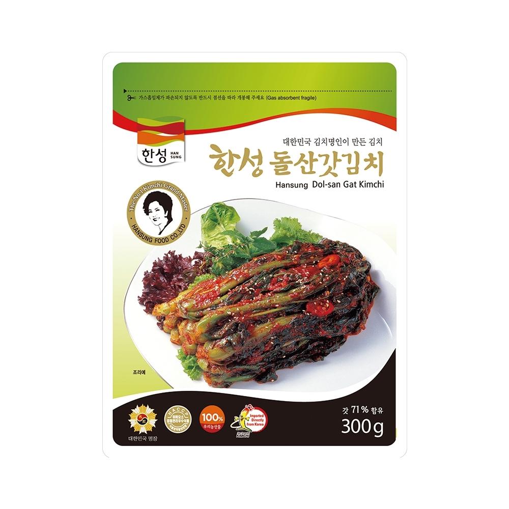 【漢盛】芥菜泡菜 300g