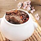 任選_膳食家 藥膳排骨湯(420g)