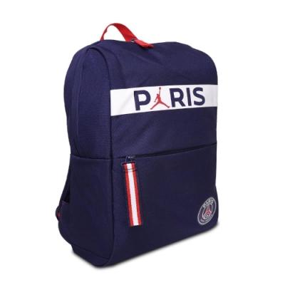 Nike 後背包 Backpack 喬丹 飛人 男女款 巴黎聖日耳曼 雙肩背 方包 外出 輕便 藍 白 JD2123020GS001