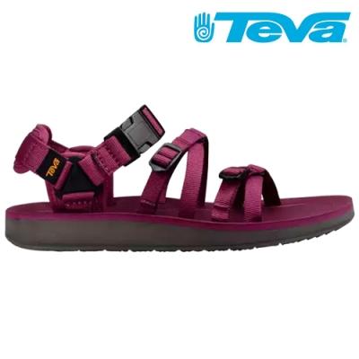 TEVA Alp Premier 經典織帶涼鞋 女 莓果紫紅 TV1015182BYSB