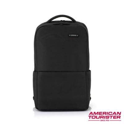 AT美國旅行者 Rubio簡約多夾層筆電後背包15 (二色任選)