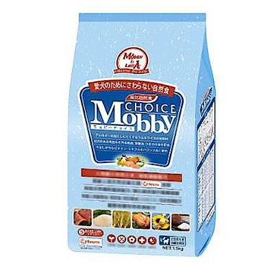 莫比Mobby 羊肉&米 小型成犬專業配方 1.5KG 兩包組